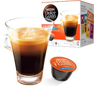 ドルチェグストのコーヒーカプセル