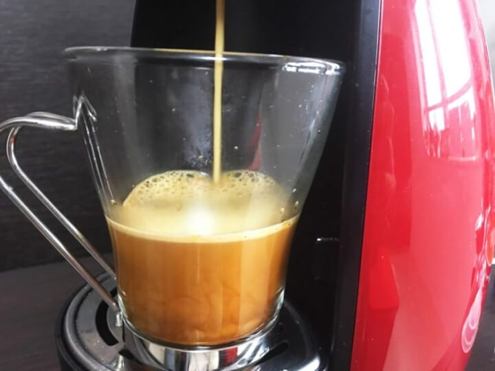 ドルチェグストのコーヒー