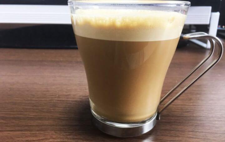 淹れたてのカフェオレ カフェインレス
